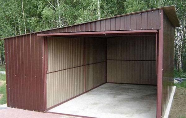 Где найти теплый гараж